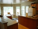 Kitchen in one of our Cottonwood